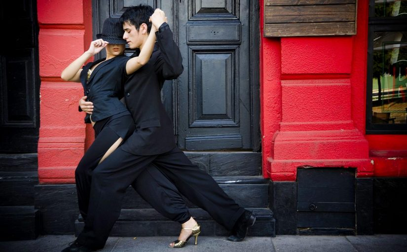 Уроки танцев – прислушайтесь к языку тела
